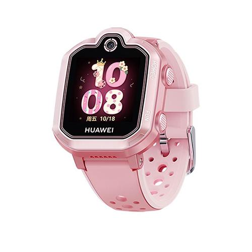 华为智能儿童手表 3pro 超能版 4G全网通-樱语粉