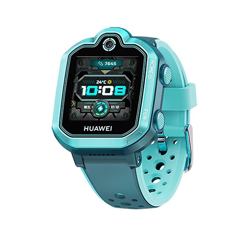 华为智能儿童手表 3pro 超能版 4G全网通-雨林绿