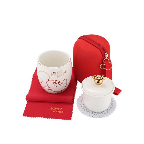 迪士尼米奇心有所鼠系列 旅行茶杯组 DSM-FJP289 300ml