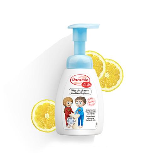 德国进口Daramin达罗咪儿童洗手液250ml