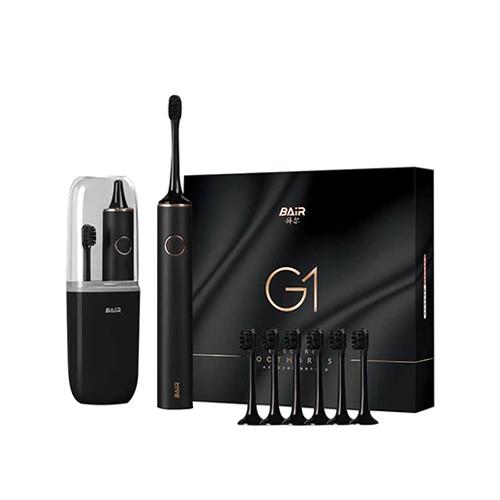 拜尔超全自动声波电动牙刷礼盒装 G1 颜色随机
