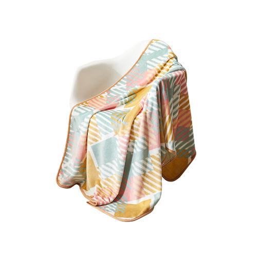 洁丽雅法兰绒毯-吉尔吉特 JLYMT001 100*150cm