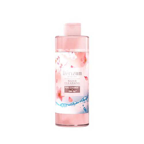 日本Derizum朵莉姿敏卸妆洁面液(樱花)500ml 4589919562923